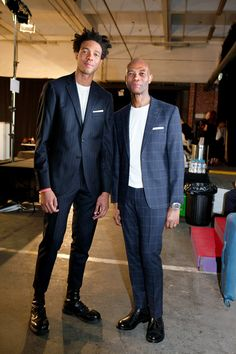 Casely-Hayford, a Father and Son Design Team, Represents a Collaboration of Generations - NYTimes.com