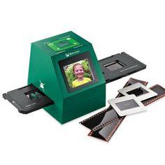 35mm Film Converter, Negative and Slide Converter, Film to Digital Converter | Solutions