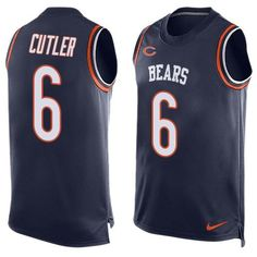 womens jersey chicago bears 16 nfl road mens chicago bears 6 jay cutler navy blue hot pressing playe