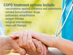 What kind of treatment are you using for your lung disease? Find out more: Treatments for #COPD: Stem Cell Therapy Can Help!