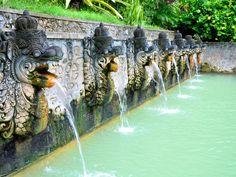 """Bali - Les sources chaudes de Banjar  sur le blog """"Kaynassen"""""""