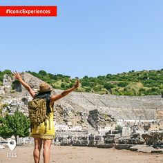 Ephesus's beauty is enough to make you cry out in wonder! #IconicExperiences