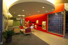 Inspirierende Büros von Tech-Unternehmen in Silicon Valley - http://wohnideenn.de/innendesign/09/inspirierende-buros.html #Innendesign