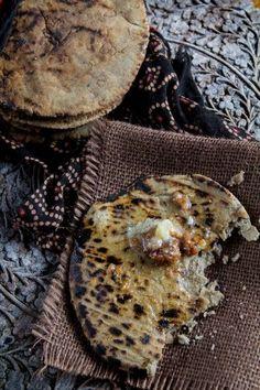 Gluten-Free Millet Flat Bread (Bajri no Rotlo) - Indiaphile