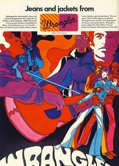 greatbliss:  Wrangler 1970.