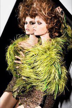 glamour feather boa