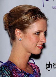 Nicky Hilton chic bun Beach hairstyles summer Florida Real Estate and Lifestyle Connect Williams Group, selling the Florida lifestyle. https://www.facebook.com/NWfloridaforeclosures Williams Group of Pelican Real Estate WilliamsGroupReal..., @FL_REO_Sales, Florida