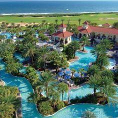 Hammock Dunes Beach Resort  Palm Coast, FL