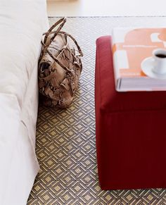 Area rugs bring definition to a room | domino.com