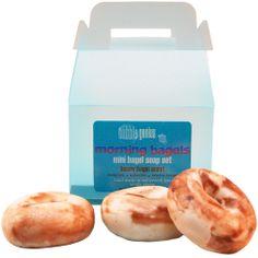 bagel soap,  oy!