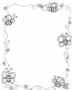A black lace page border. Free downloads at http