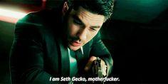 Seth Gecko From Dusk Till Dawn the Series