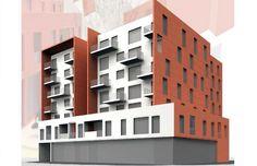 "Residence at ""4 Deshmoret"" in Tirana, Albania"