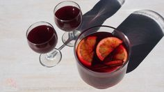 Slowcooker Mulled Wine | Stay at Home Mum