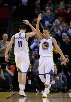 The Splash Bros! Still love GS!!! Always next year, boys!
