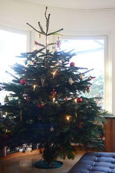 Hemma med Helena/Sköna hem, Christmas tree, julgran