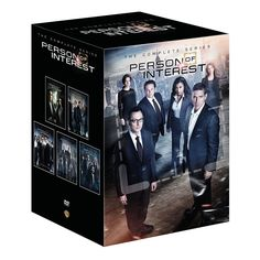 Person of Interest: Complete Series
