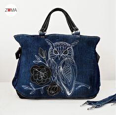 MONA+Owl+kabelka+do+ruky+aj+na+plece+Táto+priestranná+a+originálna+kabelka+slúži+ako+ukážka+mojej+tvorby,+ale+viem+Vám+vyrobiť+pod…