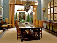 10 Spanish-Inspired Rooms   Interior Design Styles and Color Schemes for Home Decorating   HGTV