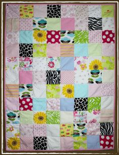 Keepsake Clothes Quilt 32x44