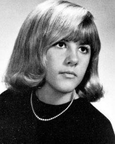 Stevie Nicks. High School.