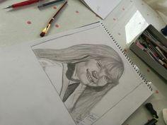 #portret#ErikaBuenfil ❤ #jovencita