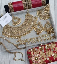 Indian Asian Bridal Wedding Party Jewellery Jewelry UK London with worldwide shipping. Wedding Jewellery Designs, Pakistani Bridal Jewelry, Bridal Jewellery Inspiration, Indian Gold Jewellery Design, Indian Bridal Jewelry Sets, Antique Jewellery Designs, Fancy Jewellery, Bollywood Jewelry, Wedding Jewelry Sets
