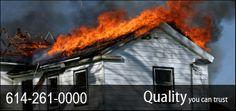 Columbus,Ohio Fire and Smoke Damage Restoration