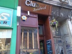 Club Sandwich offers 8 soup options, each day - surely Edinburgh's widest selection :-)