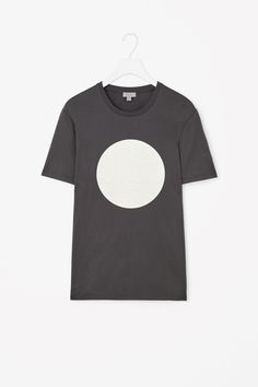 Circle print t-shirt