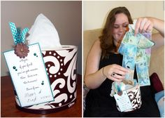creative way to give cash as a gift