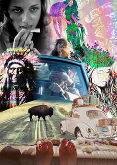 Prancha de inspiração (On The Road/Paraísos Artificiais)