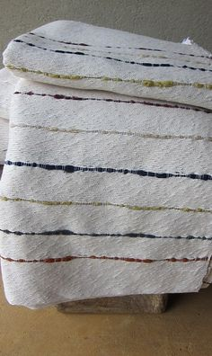 cotton blanket   Coral Stephens