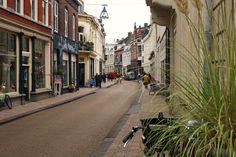 Dwaalgebied; Nieuwlandstraat, leukste creatieve winkeltjes en eettentjes..