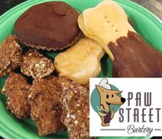 Dog Treats - Holiday Gift Guide for Dogs and Dog Lovers - Paw Street Bakery gourmet dog treats