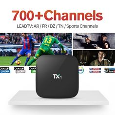 39.13$  Watch now - http://alix0w.shopchina.info/go.php?t=32803357535 - Android Box Tv Smart IPTV Set Top Box Free 700 Plus IPTV Arabic French Tunisian channels Support WIFI 3D 4K Media Player TV Box   #magazineonlinebeautiful