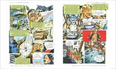 Nace el primer cómic mexicano sobre la historia de la fotografía. Police, Comic Books, Art, Mexican, Movies, Art Background, Kunst, Cartoons, Performing Arts