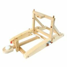 Crafty Wrens' Medieval Catapult kit