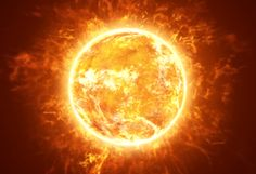 The sun, as centre of the universe, the fuel of life or for heat on my skin, i…