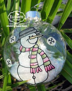 The June challenge for Elizabeth Craft Designs' Design Team was to make a reposition able sticker - how fun right? I chose to make a snow...