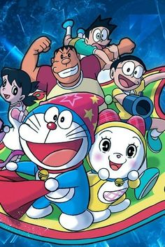 Browse //Doraemon// collected by Kyo and make your own Anime album. Cartoon Wallpaper, 3d Animation Wallpaper, Wallpaper Images Hd, Iphone Wallpaper, Mobile Wallpaper, Doremon Cartoon, Cartoon Characters, Om Namah Shivaya, Best Cartoon Shows