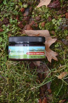 Dirty Ex Sweet Revenge. Exfoliating Facial Scrub/Polisher – Primal Life Organics.... Paleo Skincare