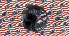 #premier #vintage #moto #helmet #USA