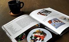 Fotobok - Mias favoritter. Lag din helt unike kokebok med dine favoritt oppskrifter!