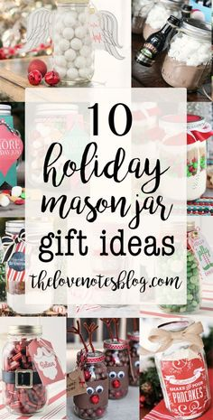 Here are 10 gorgeous gift baskets you can put together yourself. These themed baskets can make the perfect gift for holidays, birthdays, or any occasion. Diy Gifts For Christmas, Christmas Gift Baskets, Christmas Jars, Christmas Time, Christmas Ideas, Holiday Ideas, Homemade Christmas, Wrapping Ideas, Mason Jar Gifts