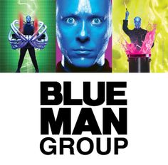 BLUE MAN GROUP is coming to San Diego October 3-5, 2014.
