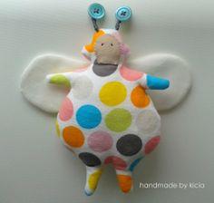 handmade cute decoration - handmade by kicia
