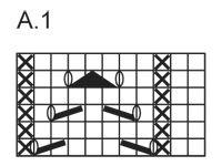 Sea Steps / DROPS 161-39 - Ilmaiset neuleohje DROPS Designilta