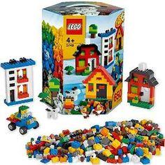 650 Piece Lego Set