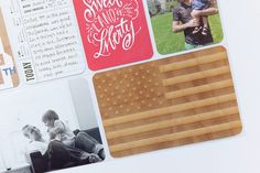 Project Life Fourth of July kit from Studio Calico